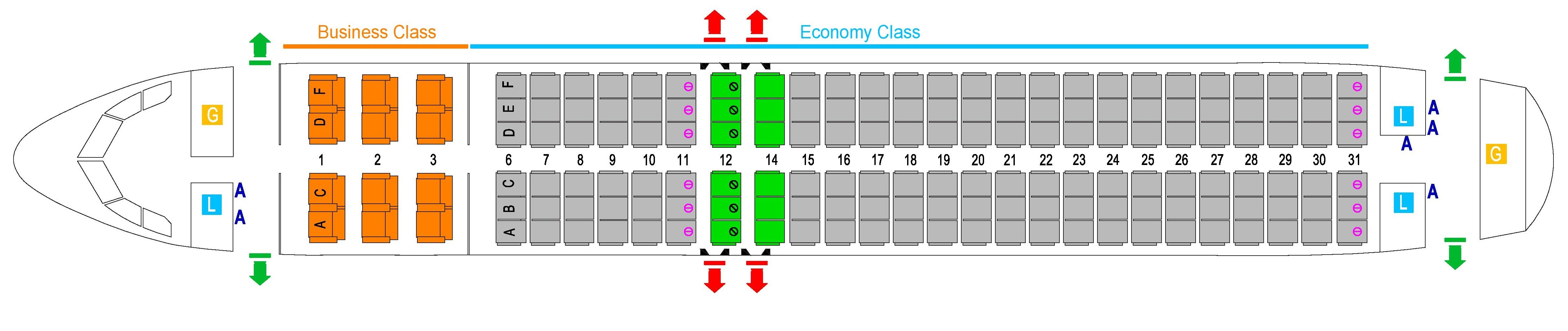 Flight Facilities| Flight Information| SriLankan Airlines