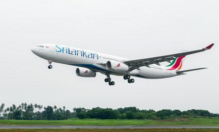 Flight Facilities| Flight Information| SriLankan Airlines