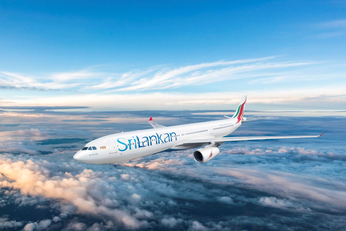 SriLankan Airlines increases capacity between Colombo and
