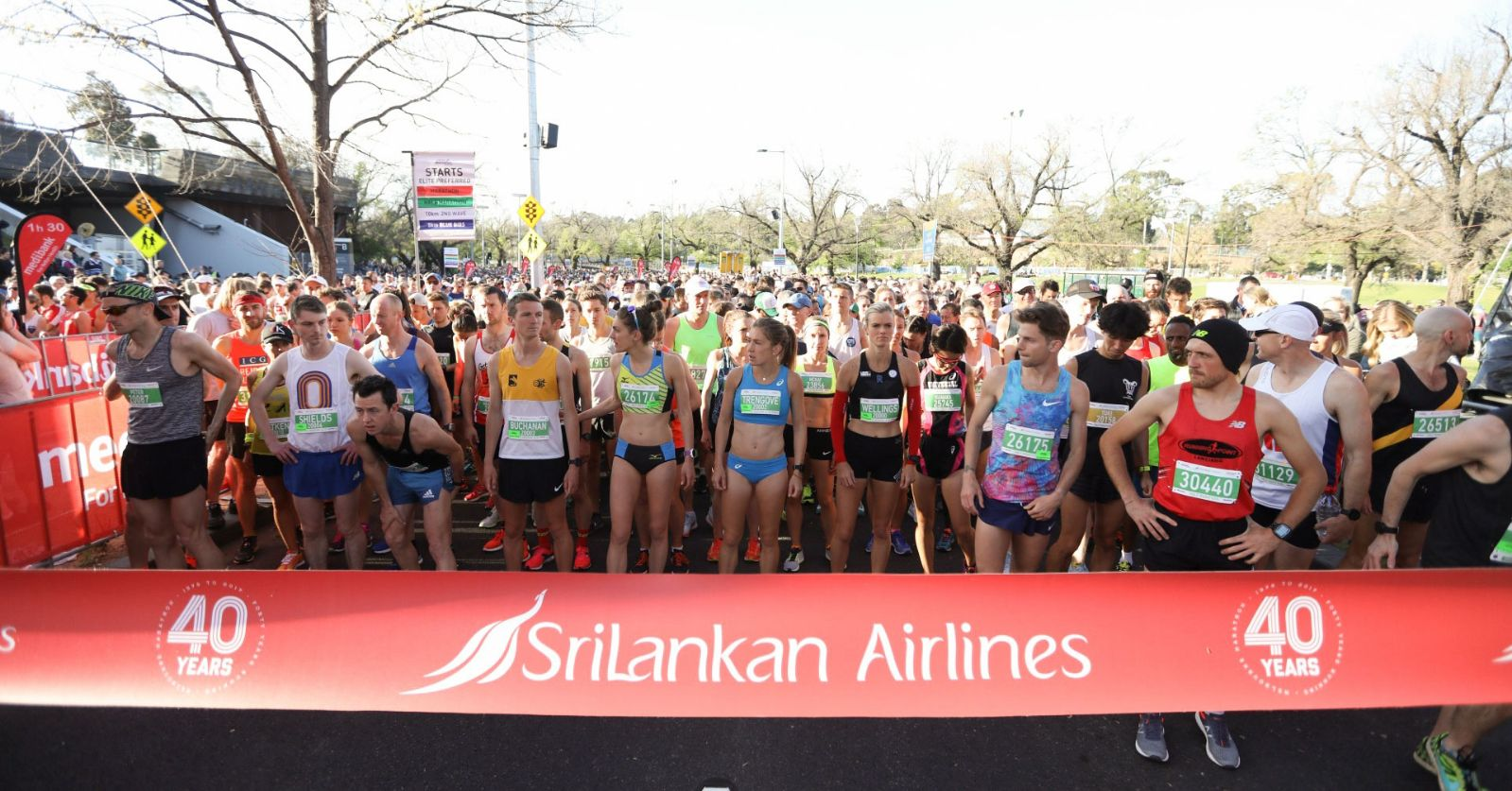 Melobourne marathon picture 1