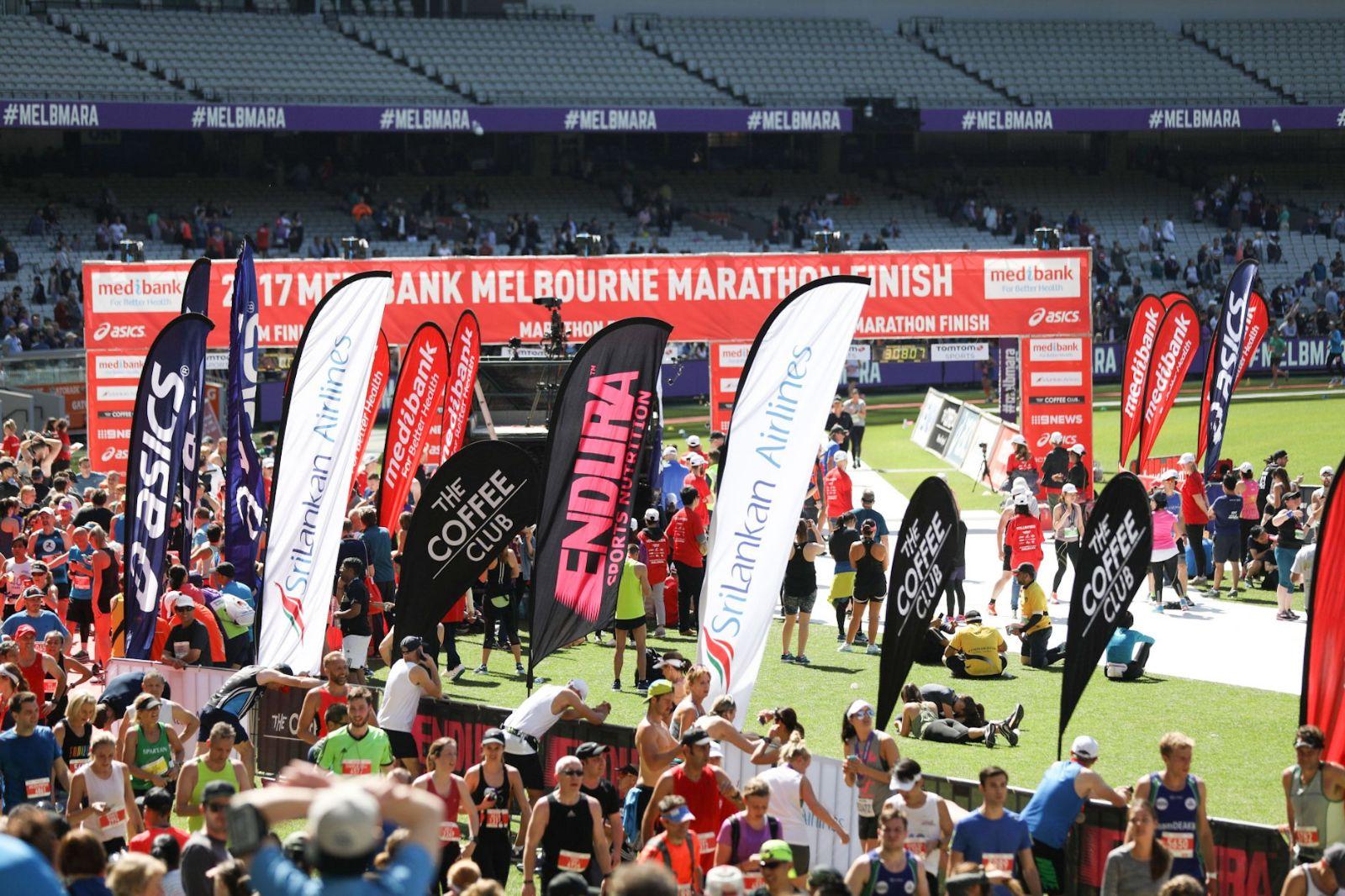 Melobourne marathon picture 5