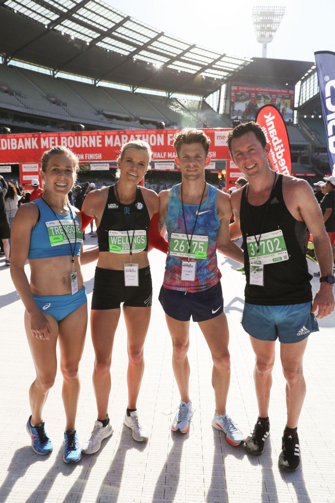 Melobourne marathon picture 7
